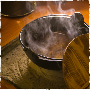 舞茸のお味噌汁