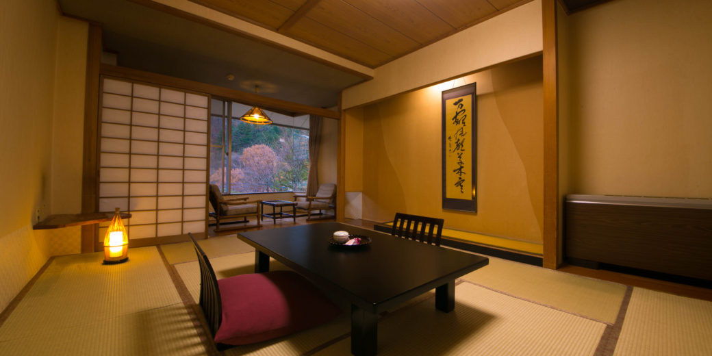Standard Japanese rooms