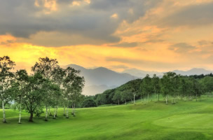 Minakamikogen golf cours