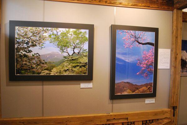 谷川岳フォトギャラリー企画展入れ替えのお知らせ 【日光、那須の山々 季節のうつろい】