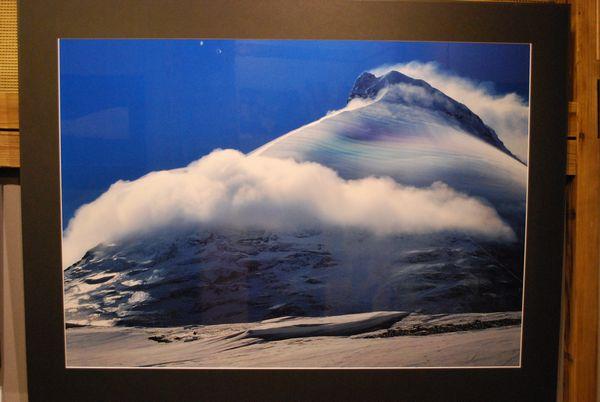 谷川岳フォトギャラリーの企画展が入れ替わりました。 橋本勝 写真展 カムチャッキーの巨人 カムチャツカ半島の最高峰を行く