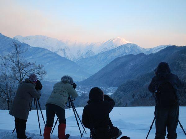 ≪冬のみなかみ 魅力発見撮影ツアー≫のレポートが出来上がりました。