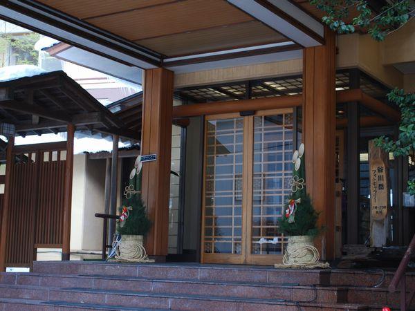 【新春初売り!】旅館たにがわの2017年お年玉プラン【最大10000円引き!】 をアップいたしました。