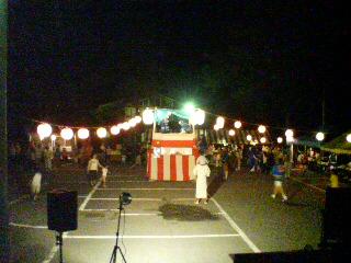 【色浴衣半額!!】谷川温泉盆踊り~8月22日開催~
