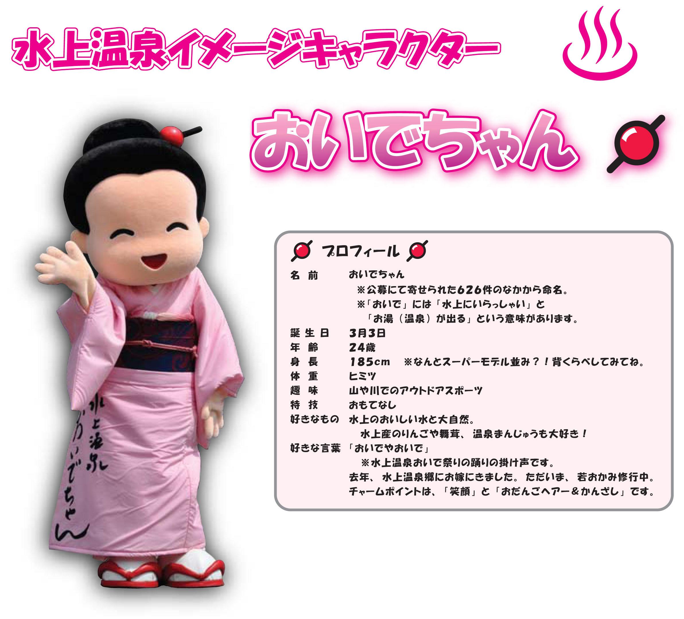 おいでちゃんが【ゆるキャラグランプリ2013】にエントリーしています!